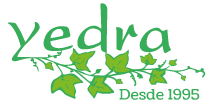 Floristería Yedra en Santander Logo