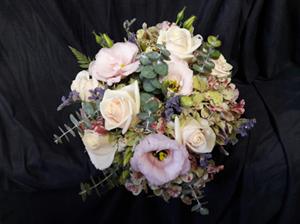 Floristería Yedra Santander ramo de novia